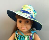 Doll Clothes - Sundress with Hat