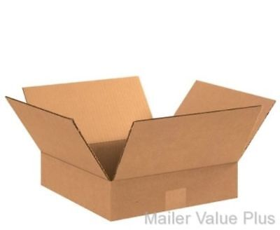 25 - 14 X 14 X 4 Shipping Boxes Packing Moving Storage Cartons Mailing Box