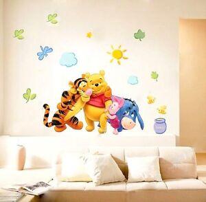 Winnie-The-Pooh-Baby-Nursery-Room-Wall-Sticker