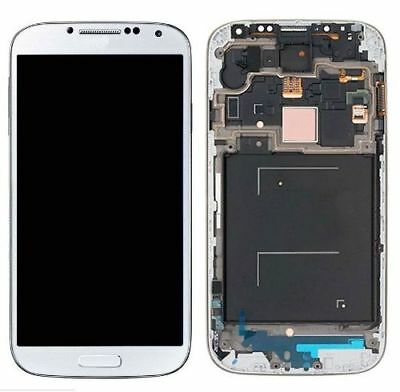 Replacement For Samsung Galaxy S4 Sgh-i337 Lcd Screen Dig...