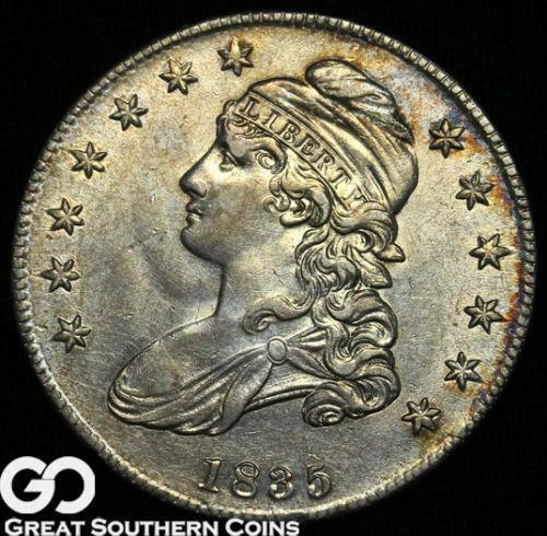 1829 Capped Bust Half Dollar 1829 Capped Bust Half Dollar