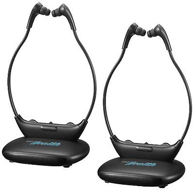 Pyle PHPHA66 Tv Hearing Aid(for Two Users)