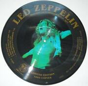 LED Zeppelin Picture Disc