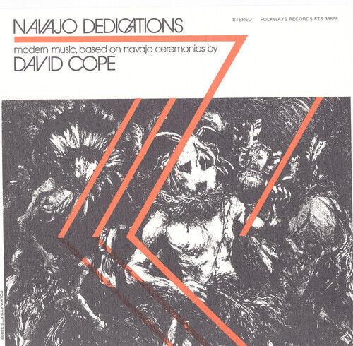 David Cope - Navajo Dedications: Music By David Cope [New CD]