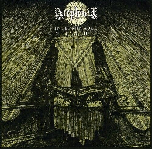 Acephalix - Interminable Night [new Cd] Ltd Ed