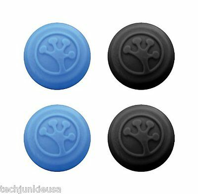 Grip-iT Aalog Stick Covers - PS4, PS3, Xbox One & Xbox 360 4-Pack Thumb Grips