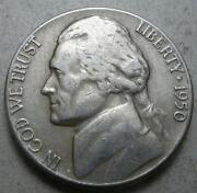1950-P Jefferson Nickel