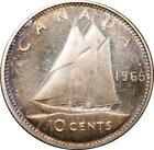 1965 Silver Dime