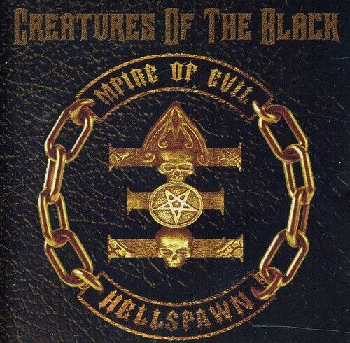 Mpire of Evil - Creatures of the Black [New CD]
