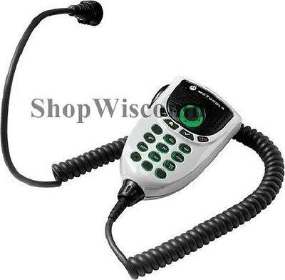 Motorola HMN4079 HMN4079G Enhanced Keypad Microphone -- APX7500, XTL5000 O5