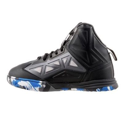 e4f59b83a93a2c BRAND NEW AND 1 CHAOS KIDS BASKETBALL SHOES 2.5 2.5Y BLACK   GRAY D2007BBVS  AND1