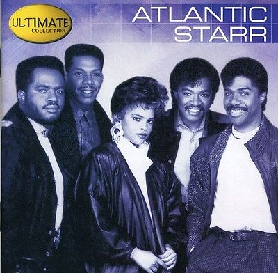 Atlantic Starr   Ultimate Collection  New Cd