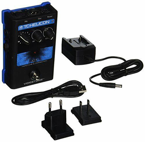 TC-HELICON VoiceTone C1 Vocal Effector tc-helicon VOICETONE c1
