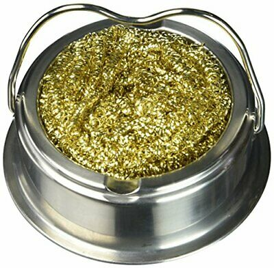 Aoyue Soldering Iron Tip Cleaner with Brass wire sponge no water needed TY-98