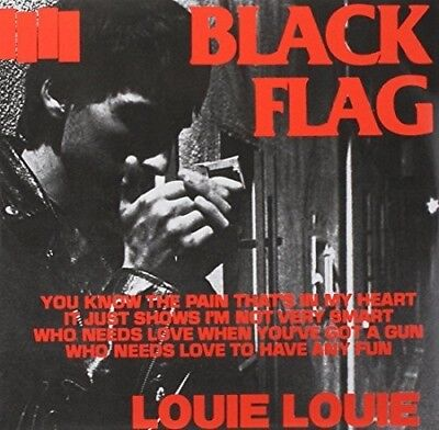 Louie Louie - Black Flag 018861017518 (Vinyl Used Like New)
