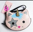 Betsey Johnson Pink Wallets for Women's Coin Purses
