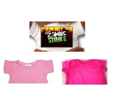 Personalized T-Shirt Only (for Stuffed Animal or Teddy Bear)(Any Image In Store)](Personalized Stuffed Animal)