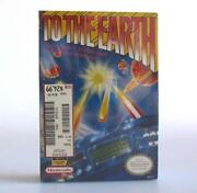 To The Earth NES