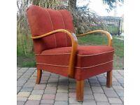 SALE SALE SALE Vintage Retro Armchair Great Condition Unique Art Deco Loft