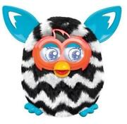 Black and White Furby