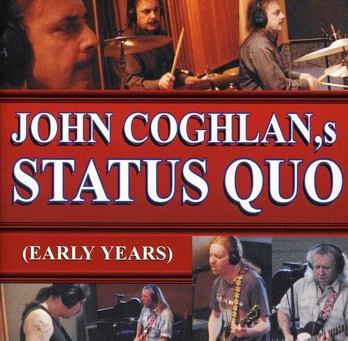 John Coghlan Statuo Quo, John Coghlan - Early Years [New CD] Italy - Import