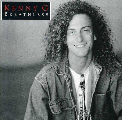 Jazz Cd - Kenny G - Breathless [New CD]