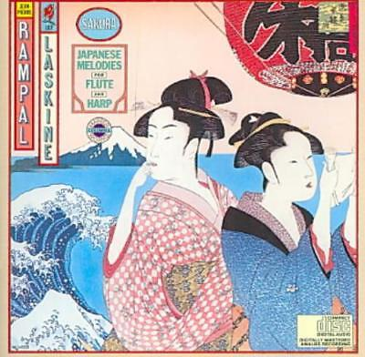 JAPANESE MELODIES FOR FLUTE AND HARP NEW - Melodies Flute