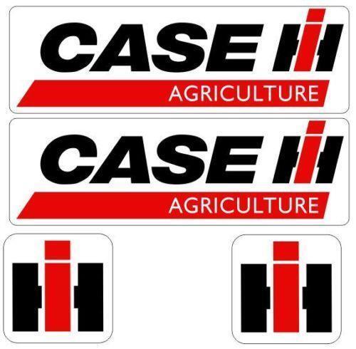 Case Tractor Decal Sets : Case ih decals ebay