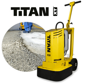 Werkmaster Titan Xt Concrete Polisher/Grinder,Trailer,Equipment