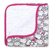 Hello Kitty Baby Blanket