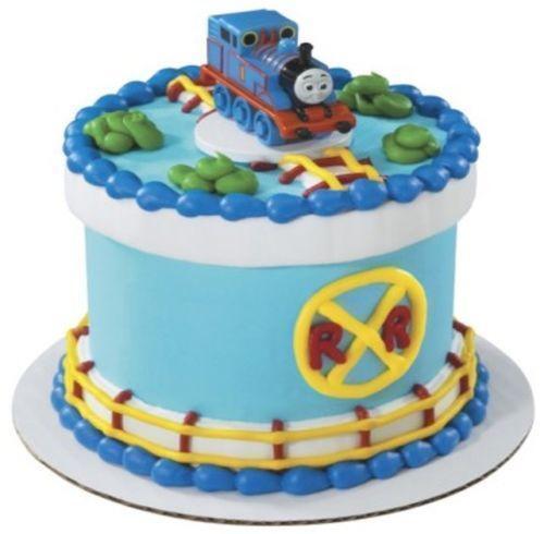 Thomas The Train Cake Topper | eBay