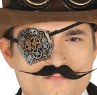 PU (Polyurethane) Steampunk Costume Masks & Eye Masks