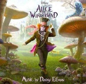 Alice-in-Wonderland-by-Danny-Elfman-CD-Mar-2010-Walt-Disney