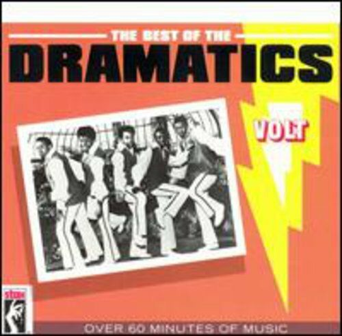 The Dramatics - Best of [New CD]