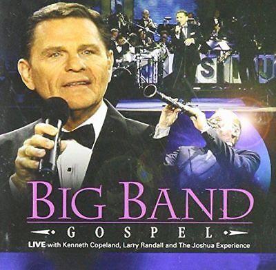 035 LIKE NEW CD: Big Band Gospel