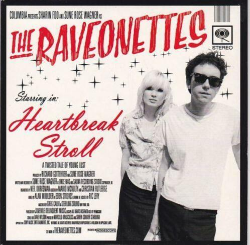 Raveonettes - Heartbreak Stroll + The Christmas Song (Vin...