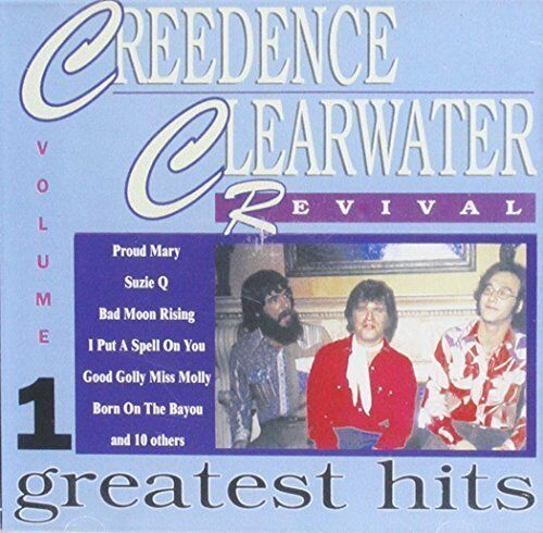 Creedence Clearwater Revival Greatest hits 1 (16 tracks) [CD]