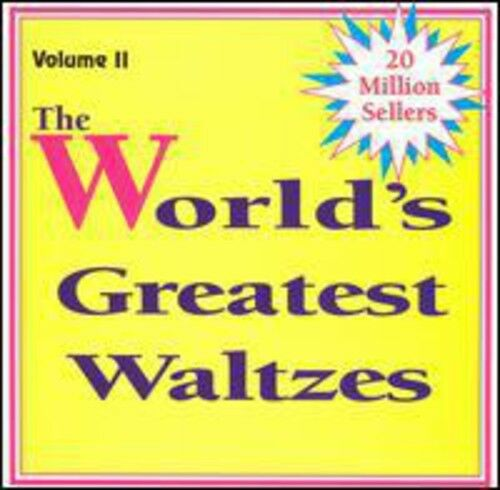 Various Artists - Worlds Greatest Waltzes 2 / Various [New CD]