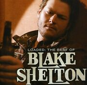 Blake Shelton Loaded CD