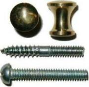 Small Brass Knobs