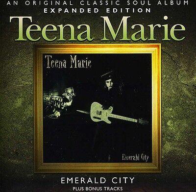 Teena Marie   Emerald City  New Cd  Bonus Tracks