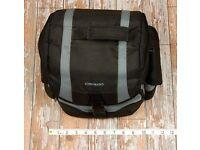 290mm Large BLACK Grey Centon camera Bag suit all makes Digital SLR camera