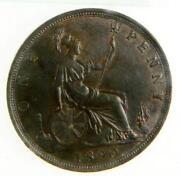 Queen Victoria Coins 1890