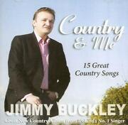 Jimmy Buckley CD