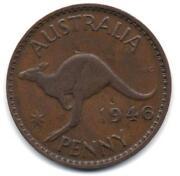 Australian Coins Penny