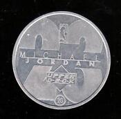 Michael Jordan Upper Deck Coin