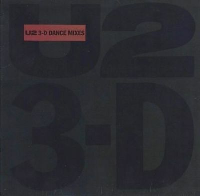 Limited Edition U2 3-D Dance Mixes Vinyl Record 2018 Fan Club Reissue New/Sealed for sale  Shipping to Canada