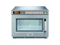 Catering Panasonic NE-1853 1800w Commercial/Industrial Microwave NEW x2 available