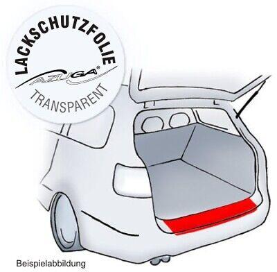 Ladekantenschutz-Folie Opel Zafira A