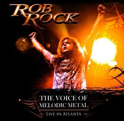 Rob Rock - Voice Of Melodic Metal [New CD]